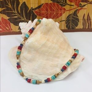 Jewelry - Tropical, Tiki-style Necklace - 'Headhunter.'